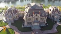 Revealed: The Palaces Of Ukraine's Energy Oligarchs