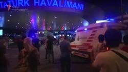 სტამბოლის აეროპორტში მოწყობილ თავდასხმას 36 ადამიანი ემსხვერპლა