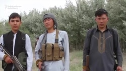 Ethnic Turkmen Battle Militants In Northern Afghanistan