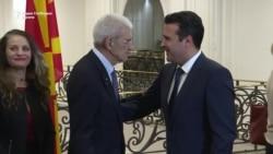 Бутарис - Заев: Соработката ќе ги урне бариерите меѓу Македонија и Грција