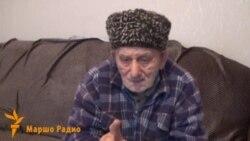 Джамурзаев Адам: Са чIогIа нах хиллера нохчий...