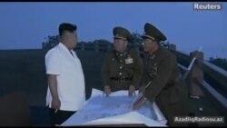 Şimali Koreyada strateji raketlərin sınağı keçirilir
