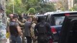Hapšenje predsednika Udruženja ratnih veterana OVK