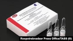 Вакцина «ЕпіВакКорона» Новосибірського державного наукового центру вірусології і біотехнології «Вектор»