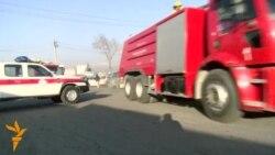Sulm vetvrasës në Kabul