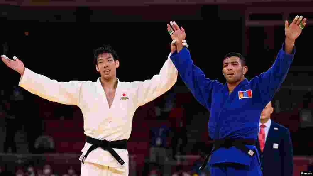 29 жастағы Моллаеи 81 келідегі финалда жапониялық Таканори Нагаседен жеңілді.