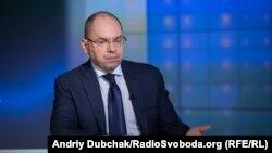 Максим Степанов бувпризначений міністром охорони здоров'я 30 березня2020 року