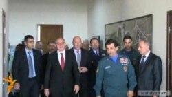 ԼՂ-ում «առանց անհանգստության են» ընդունել Լավրովի հայտարարությունը