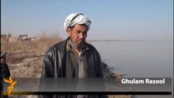 Afghan Village Chief Describes Problems On The Turkmenistan Border
