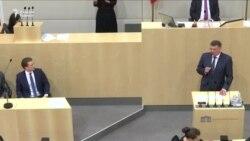 Австрия: Коррупция жанжали ортидан парламент ҳукуматга ишончсизлик билдирди