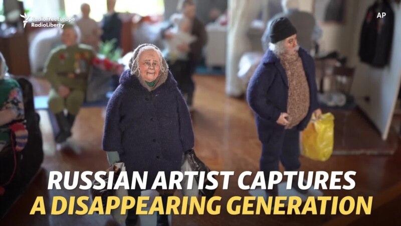 Russian Dolls: Post-Soviet Pensioners In Miniature