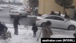 Aşgabat, 2020-nji ýylyň dekabry