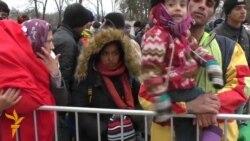 Прилив на бегалци во Србија, комеморација во Франција