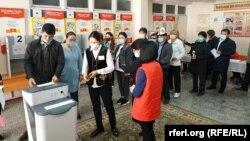 Парламентские выборы в Кыргызстане. 4 октября 2020 года.