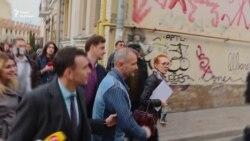 Генпрокуратура більше не підозрює Івана Бубенчика в умисному вбивстві правоохоронців (відео)