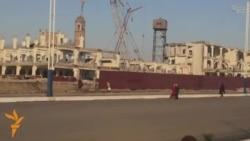 OZOD-VIDEO: Андижонда 700 йиллик масжид минорасини бузиб, ўрнига фонтан қуришмоқчи