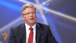 Interview: EU Enlargement Commissioner Stefan Fuele (Part 2)