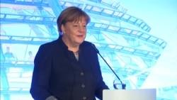 Меркел: НАТО ќе ослабне без поддршката на САД