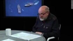 Подводная лодка в предместье Стокгольма?