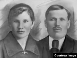 Супруги Александра и Григорий Каблуковы