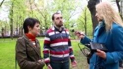 Сторонников Эдуарда Лимонова выгнали из Донецка