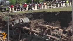 Tbilisi Hit By Devastating Flash Floods