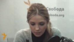 Tymoshenko's Daughter Calls Treatment 'Torture'