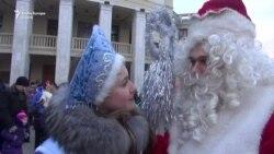 Снегурки и подарки: как в Приднестровье встречают Новый год