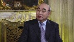 Перший президент Киргизстану Аскар Акаєв згоден із політикою Росії в Україні