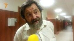 Защитник Сергей Мохнаткин