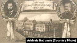 """Academia Mihăileană s-a transformat în 1860, sub domnitorul Unirii, în universitate. Iar Universitatea """"Alexandru Ioan Cuza"""" a rămas și astăzi unul dintre motoarele dezvoltării Iașului."""
