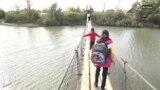 Мост после гибели мальчика