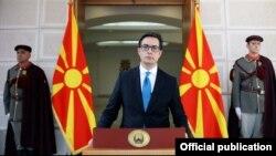 Обраќање на македонскиот претседател Стево Пендаровски по повод празнувањето на Илинден.