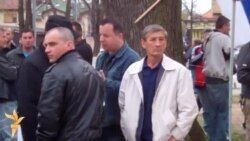 Banjaluka: protest boraca i građana