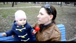 Луганчан запитали про ситуацію з народжуваністю в Україні