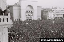Opera din Timișoara la Revoluția din decembrie 1989