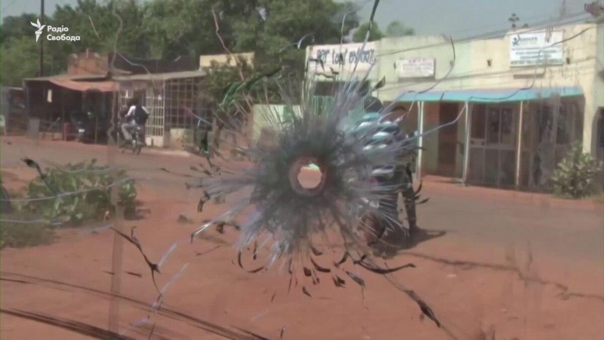 Атака на золотоискателей в Буркина-Фасо привела к большому количеству жертв – видео