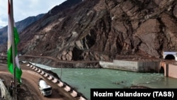 Рогун ГЭСи