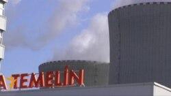 Inside The Temelin Nuclear Power Plant