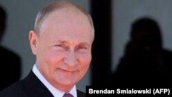 Путин дар Женева
