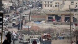 Stanovništvo beži pred ofanzivom ruskih i Asadovih snaga