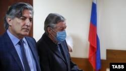 Эльман Пашаев и Михаил Ефремов