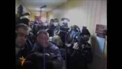 Баҳром Хуррамов суд залида озод этилди
