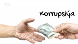 Azat Adalga: Korrupsiýa