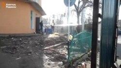 Жители общежития недовольны качеством ремонта