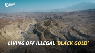 Living Off Illegal 'Black Gold' In Kyrgyzstan