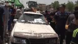 Militants Kill At Least 85 In Baghdad Suicide Bombings