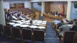Tensione në Kuvendin e Malit të Zi