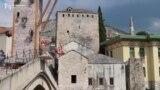 Svjetski 'akrobati' na Starom mostu