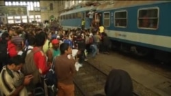 Budimpešta: Policija otvorila kapije stanice Keleti